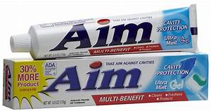 Aim - Toothpaste reviews in Toothpastes - ChickAdvisor