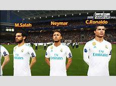 MSALAH and NEYMAR going to Real Madrid? PSG vs Real