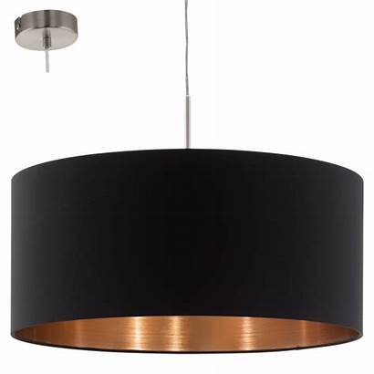 Pendant Eglo Pasteri Lights Matt Shade Copper