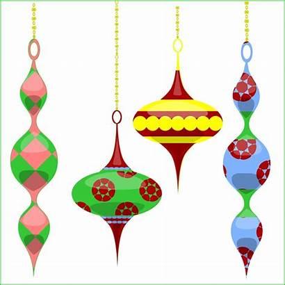 Ornament Christmas Clipart Holiday Ornaments Tree Balls