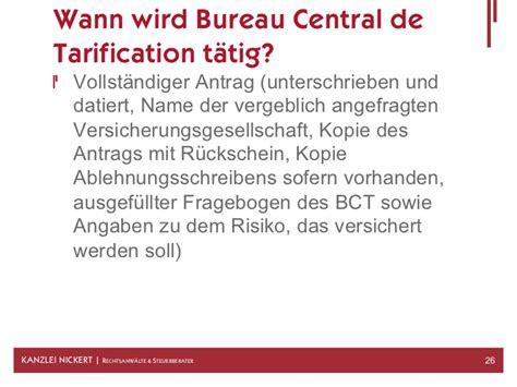 bureau central de tarification rahmenbedingungen fuer bauleistungen deutscher unternehmen