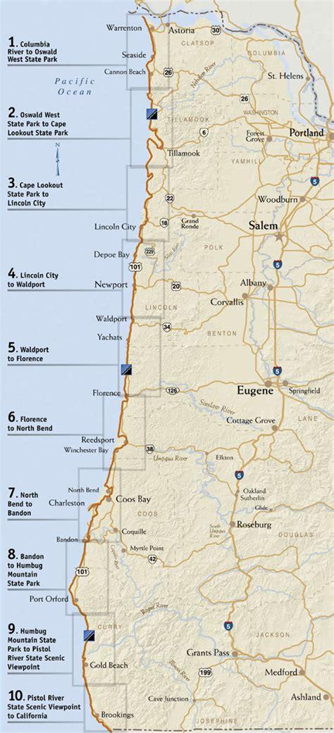 map oregon coast jorgeroblesforcongress