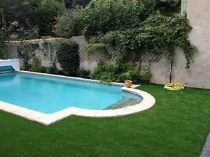 stunning que mettre autour d une piscine images amazing With amenagement autour piscine bois 5 travaux piscine le journal du montage dune piscine en
