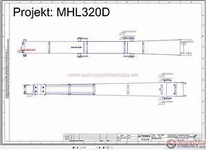 Terex Fuchs Mhl320d Wiring Diagram Part 1