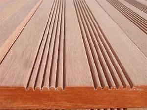 Lame Terrasse Bois Pas Cher : lame de terrasse bois exotique pas cher l 39 habis ~ Dailycaller-alerts.com Idées de Décoration
