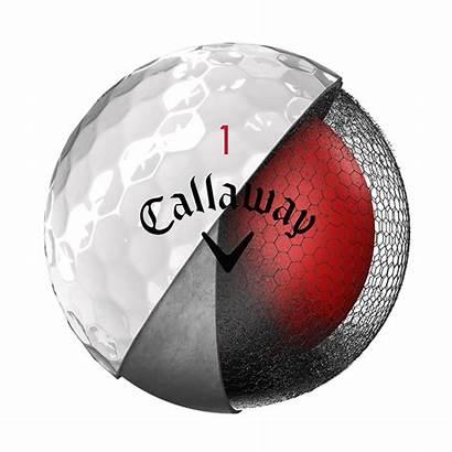 Golf Callaway Balls Soft Chrome Graphene Ball