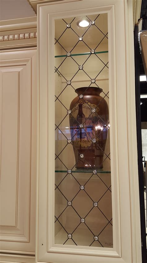 Glass Cabinet by Kitchen Cabinet Glass Inserts Cabinet Glass Panels