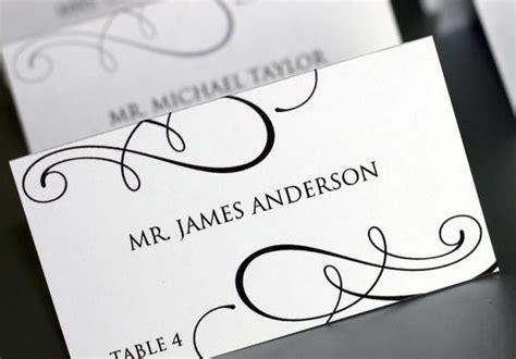 items similar  editable place card template printable