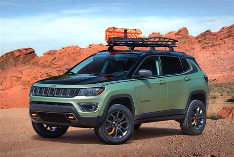 jeep cars inside jeep unveils several concept vehicles for 2017 moab easter