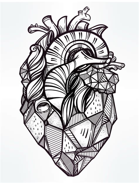 20 free printable valentines coloring pages coloring pages 2 geometric