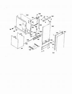 Drawer Assembly Diagram  U0026 Parts List For Model 1050b Broan