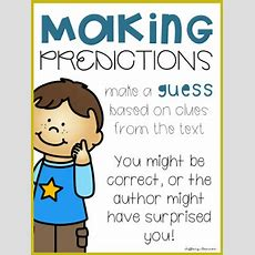 Making Predictions  The Lemonade Stand Blog  Predicting Activities, Making Predictions