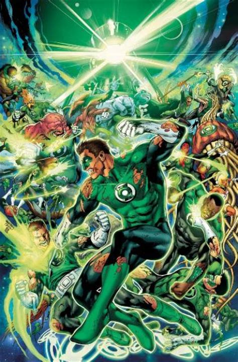 war of the green lanterns story arc comic vine