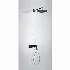 Crystal Line Clv 214 : kit de ducha termost tico tres negro ceraba shop ~ Markanthonyermac.com Haus und Dekorationen