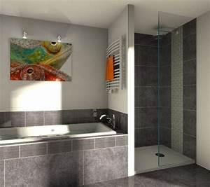 Bad Fliesen Kaufen : badezimmer mit badewanne mit einstieg luxus designer ~ Michelbontemps.com Haus und Dekorationen