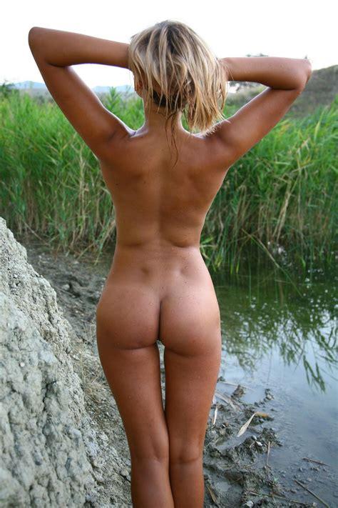 Backside Female Buttocks