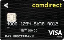 Visa Abrechnung Online Einsehen : comdirect visa card inklusive girokonto auf kostenlose kostenlose ~ Themetempest.com Abrechnung