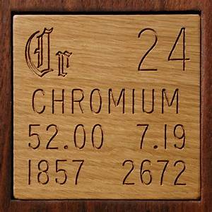 Facts, pictures, stories about the element Chromium in the ...