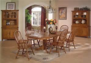 oak dining room set solid oak dining room design diningroomstyle com