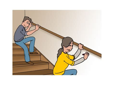 trapleuning bevestigen trappen livios