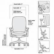 Ergonomic Office Chair Dimensions by Leap Chair With 3D Knit Back Steelcase 39 S Best Ergonomic Chair Steelcas