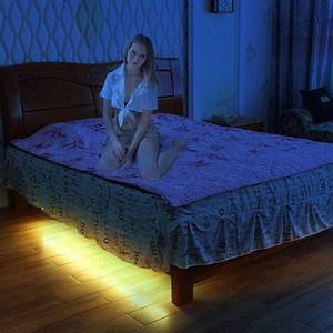 Smart Sensor Bed Light Dual Sensor 2x5ft Led Strip Light