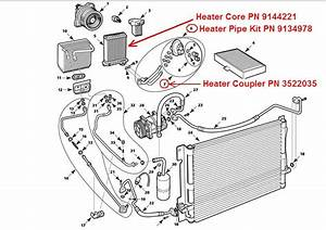 Volvo 850 Heater Core Replacement 2