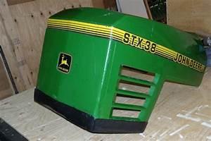 Stx38 Hood Repair - Plastic  U0026quot Welding U0026quot