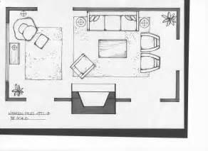 HD wallpapers living room plan drawing