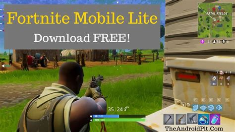 fortnite mobile lite android   theandroidpit