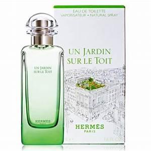 Un Jardin Sur Le Toit : hermes un jardin sur le toit edt for unisex ~ Preciouscoupons.com Idées de Décoration