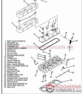 Isuzu Engines All Model Full Set Manual