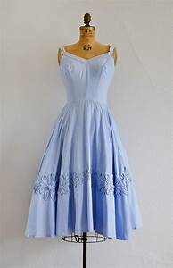 sky blue sundress Naf Dresses
