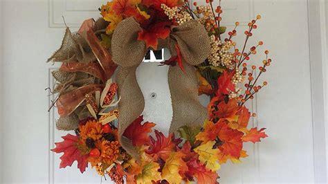 Herbstdeko Fenster Selber Machen by Herbstdeko Basteln Die Sch 246 Nsten T 252 Rkr 228 Nze Zum Selbermachen
