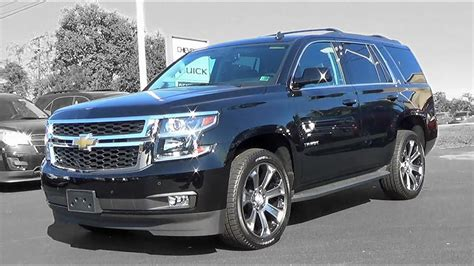 chevy tahoe review youtube