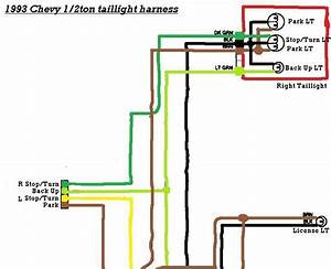 45 Best Of 1994 Chevy Truck Brake Light Wiring Diagram