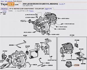 2005 Lexus Es330 Parts Diagram  U2022 Downloaddescargar Com