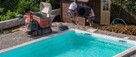 swimmingpool selber bauen pool g 252 nstig selber bauen kosten anleitung f 252 r