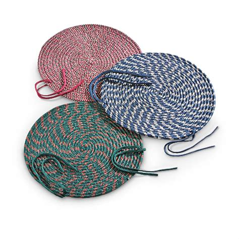 4 pk of braided chair pads 179864 kitchen dining