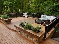 designing a deck Deck Designs: Ideas & Pictures | HGTV