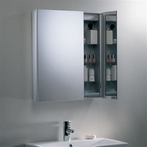 roper rhodes refine slimline double door  electric mirror cabinet asalslp