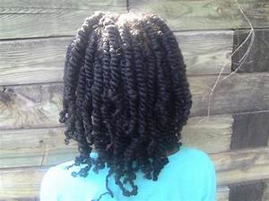Two Strand Twists...taking care of my daughter's natural ...