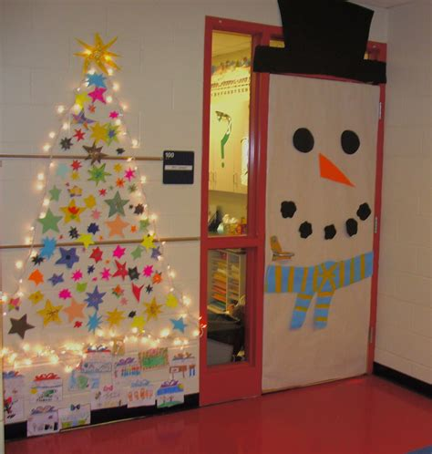 classroom christmas door decoration ideas mrs lawson s class merry