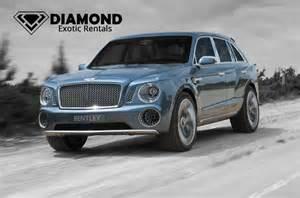 Luxury SUV Rental Car