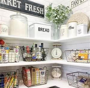 49 pantry organization ideas omghomedecor