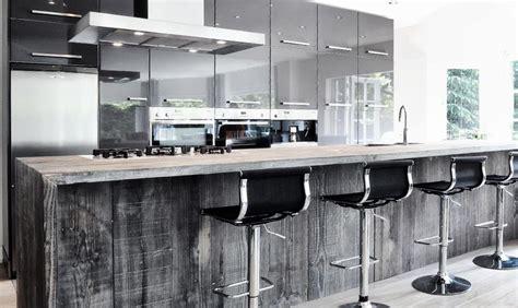 cuisine falcon houten barnwood kookeiland restylexl nieuws