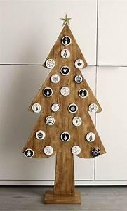 Adventskalender Holz Baum : adventskalender tanne handmade kultur ~ Watch28wear.com Haus und Dekorationen