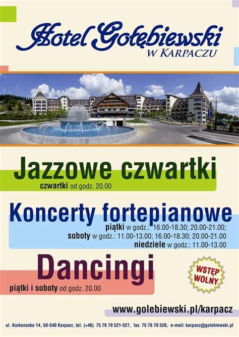 Koncerty Fortepianowe w Hotelu Gołębiewski - Kalendarz ...
