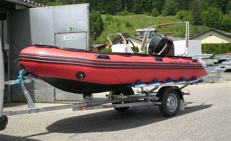 anhänger 500 kg schlauchbootanh 228 nger 500kg pongratz pba 500 u s boote