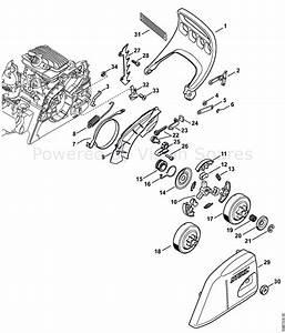 Stihl 009 Chainsaw Parts Diagram  U2014 Untpikapps